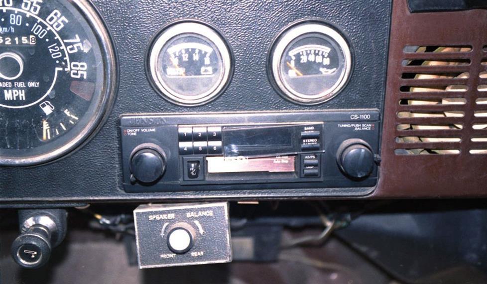1973-1986 Jeep CJ5 and CJ7