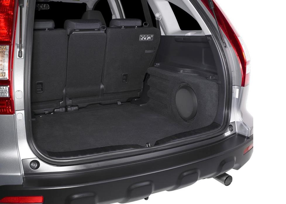 2007-2011 Honda CR-V Car Audio Profile