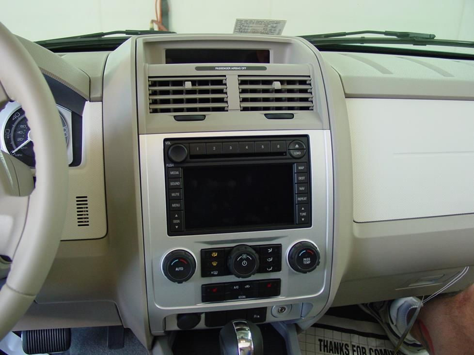 Ford Escape Radio Removal - wiring diagrams image free - gmailinet