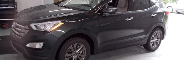 Hyundai Santa Fe Audio \u2013 Radio, Speaker, Subwoofer, Stereo