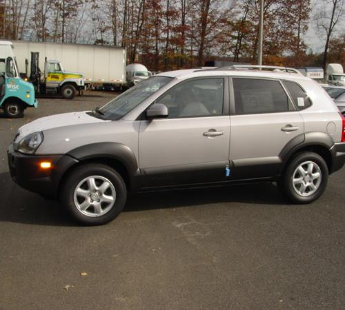 2007 Hyundai Tucson - find speakers, stereos, and dash kits that fit