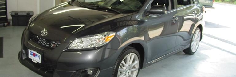 2009 Toyota Matrix - find speakers, stereos, and dash kits that fit