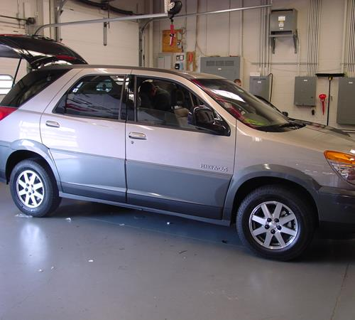 2004 Buick Rendezvous - find speakers, stereos, and dash kits that