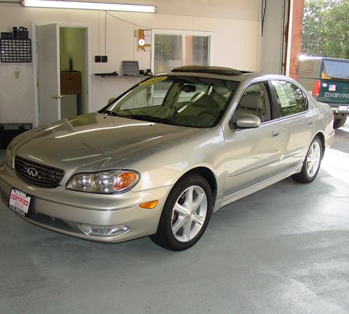 2004 Infiniti I35 - find speakers, stereos, and dash kits that fit