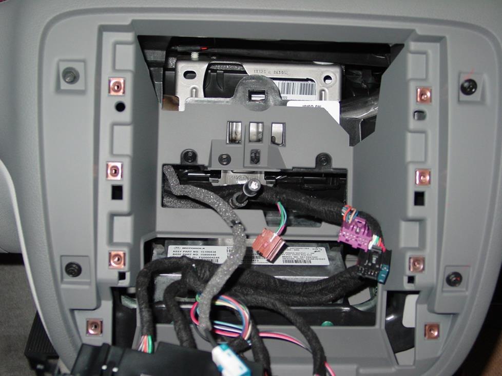 stock stereo wiring diagram radio