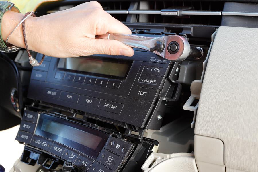A DIY Audio Upgrade for a 2010 Toyota Prius