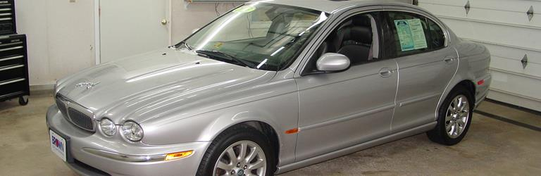 2002 Jaguar X-Type - find speakers, stereos, and dash kits that fit