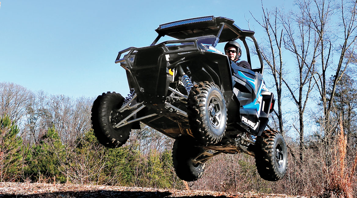 Awesome Audio for Your Polaris RZR
