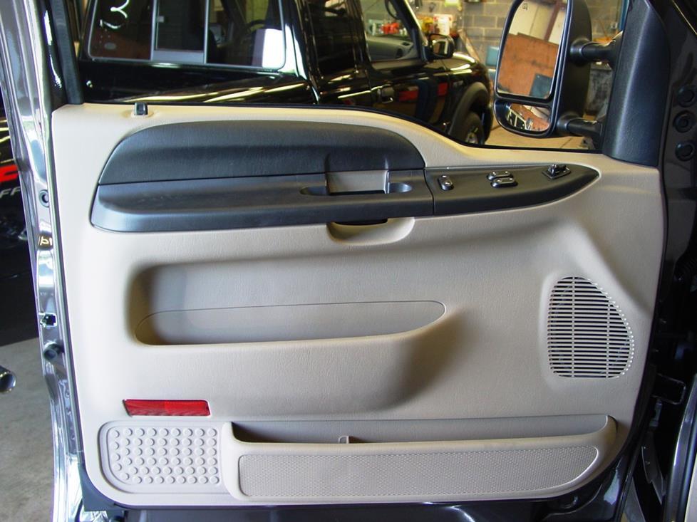 2005-2007 Ford F250  F350