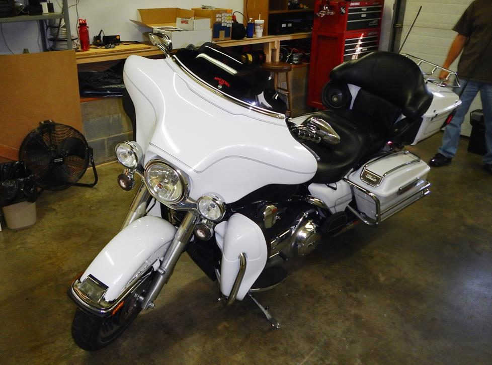 2006-2013 Harley-Davidson Electra Glide