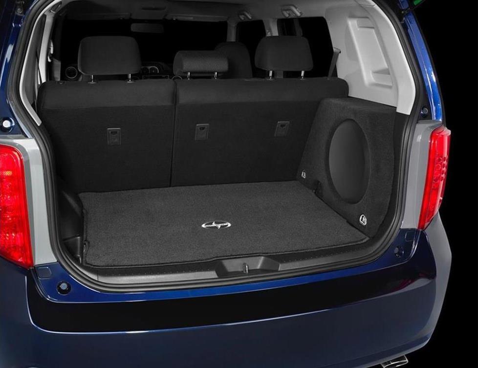 2008-2015 Scion XB Car Audio Profile