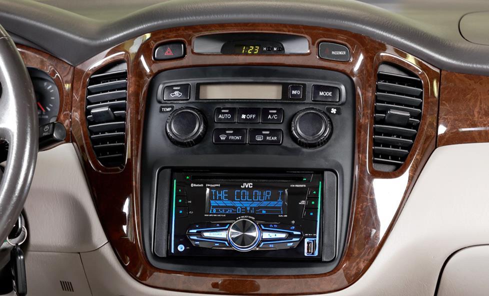 02 toyota highlander stereo wiring