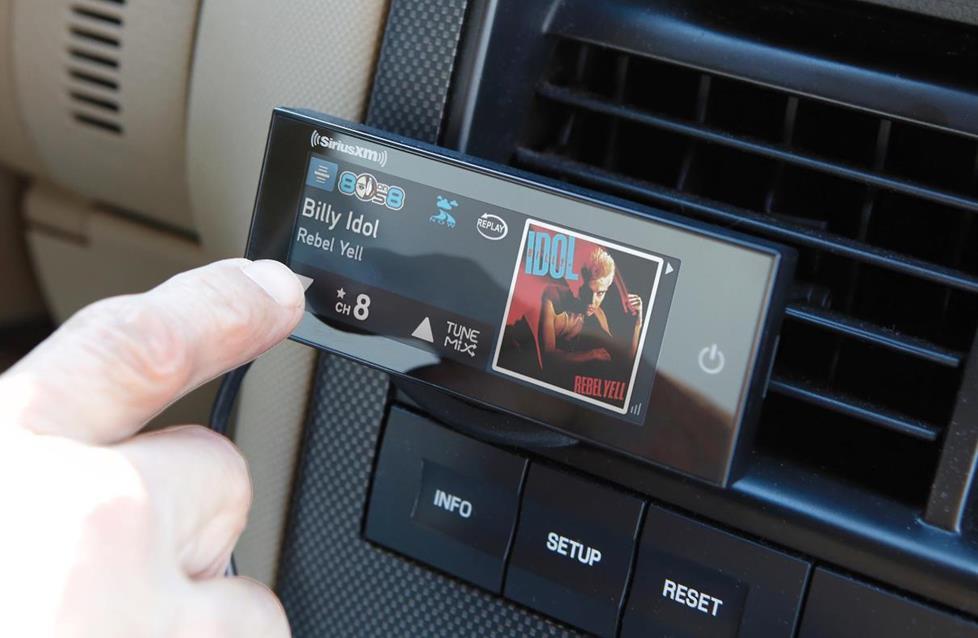 Two Ways to Add SiriusXM Satellite Radio to Your Car