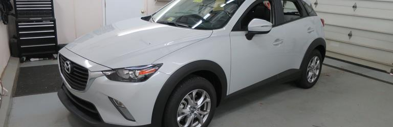 2018 Mazda Cx-3 - find speakers, stereos, and dash kits that fit