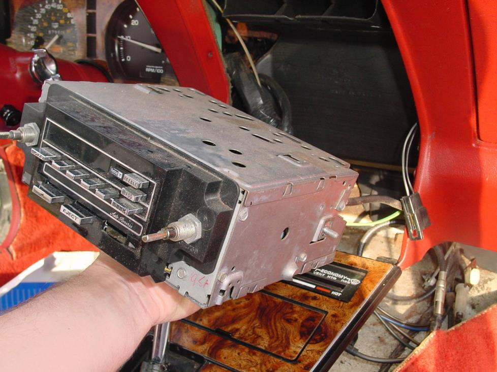 How to Install New Car Stereo Gear in Your 1978-1982 Chevrolet Corvette