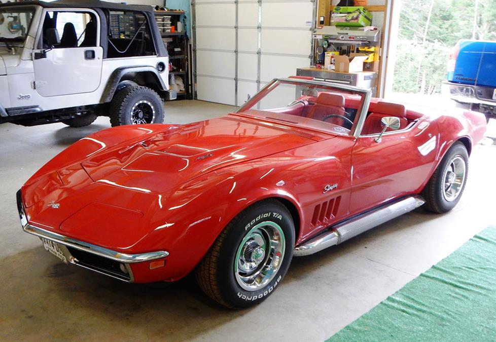 How to Install New Car Stereo Gear in Your 1969-1974 Chevrolet Corvette