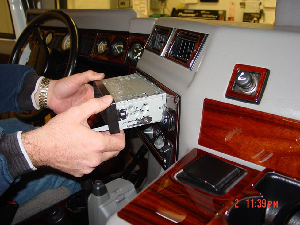 How to Install New Audio Gear in Your 1992-2002 Hummer H1