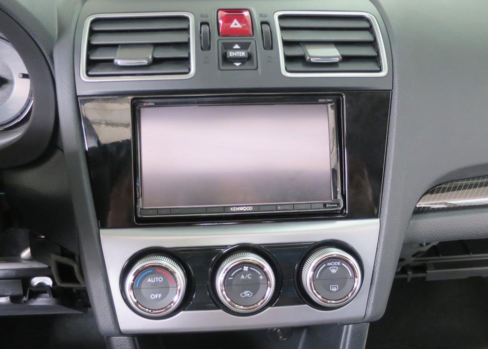 2015 -up Subaru WRX