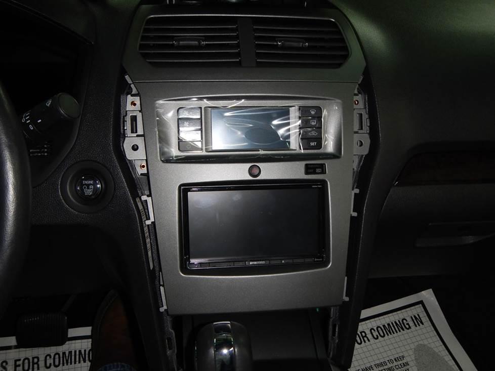 2011-2015 Ford Explorer
