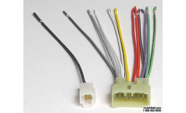Radio Wiring Harness Diagram 70 7992 - Wiring Diagrams Schema