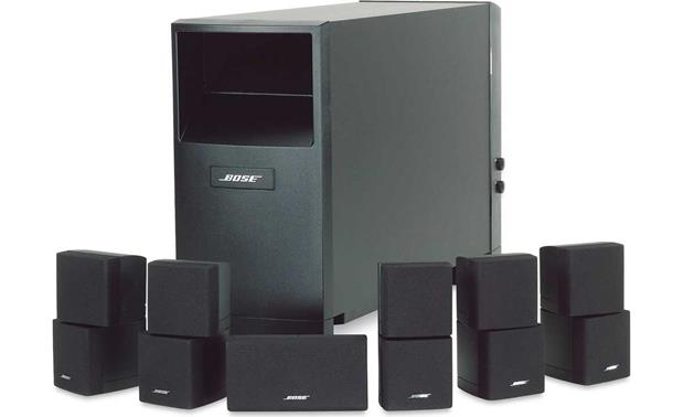 Bose® Acoustimass® 16 Series II home entertainment speaker system