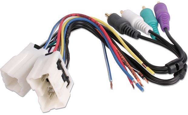 Metra 70-7551 Receiver Wiring Harness Connect a new car stereo in