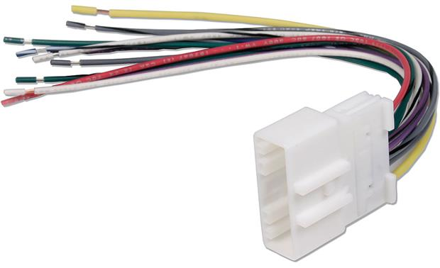 Metra 70-7552 Receiver Wiring Harness Connect a new car stereo in