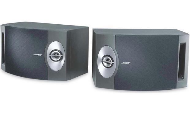 Bose® 201® Series V Direct/Reflecting® speaker system (Black) at