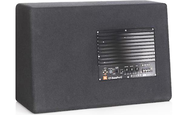 JBL GT-BassPro12 Ported powered subwoofer with 12\