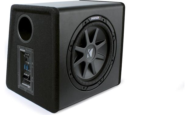Kicker 11PECVR12 Ported powered subwoofer with 12\