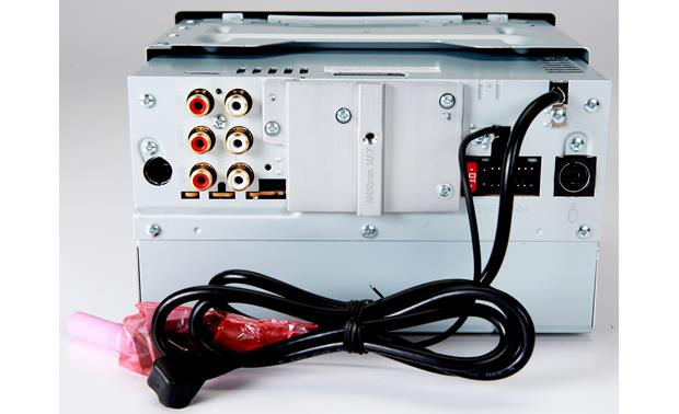 JVC KW-R900BT CD receiver at Crutchfield