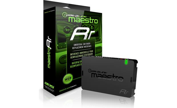 iDatalink Maestro ADS-MRR Interface Module Connect a new stereo and