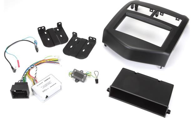 Scosche GM5204 Dash and Wiring Kit (Black) Install a new car stereo