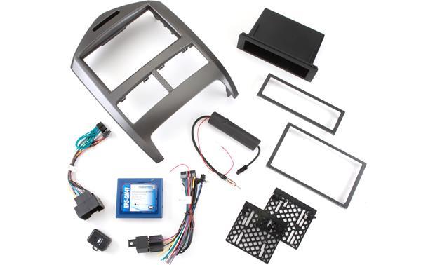 American International GMK315 Dash and Wiring Kit (Dark Argent