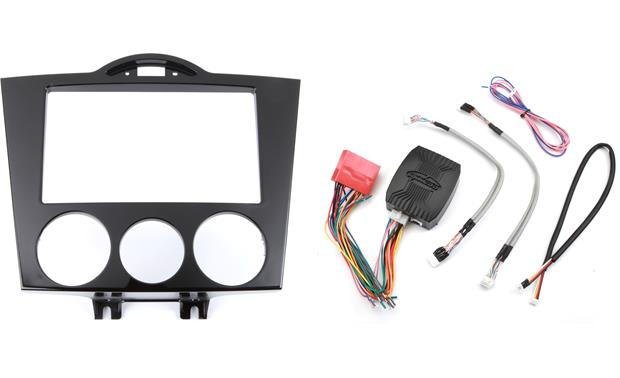 Metra 95-7510 Dash and Wiring Kit (Gloss Black) Install and connect