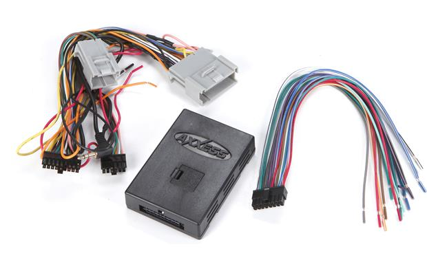 Metra GMOS-04 Wiring Interface Connect a new car stereo and retain
