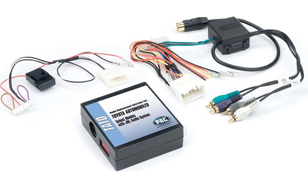 PAC TATO Wiring Interface Install a new car stereo and retain your