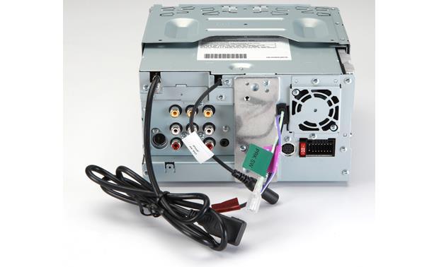 Kenwood DDX370 DVD receiver at Crutchfield