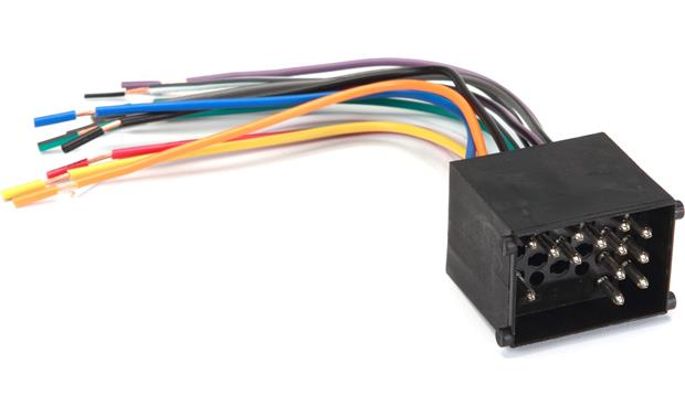 Metra 70-8590 Receiver Wire Harness Connect a new car stereo in