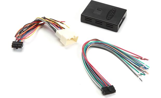 Axxess TYTO-01 Wiring Interface Connect a new car stereo and retain