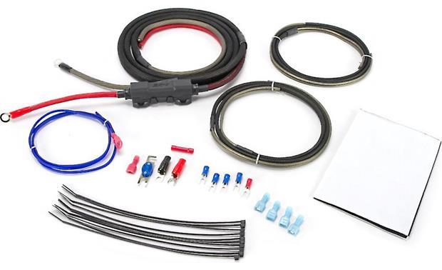 EFX Harley-Davidson Amplifier Wiring Kit 8-gauge wiring kit for