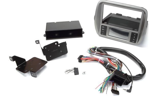 Scosche GM5201AB Dash and Wiring Kit (With color LCD screen) Install
