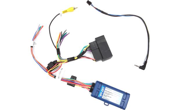 PAC RP4-CH21 Wiring Interface Connect a new car stereo and retain