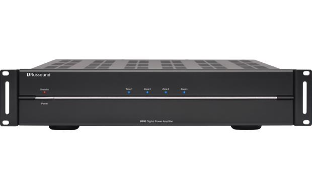 Russound D850 8-channel multi-room power amplifier, 50 watts x 8 at