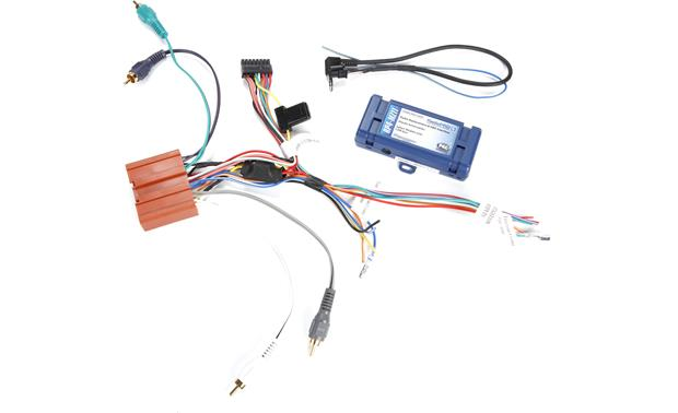 PAC RP4-MZ11 Wiring Interface Connect a new stereo and retain