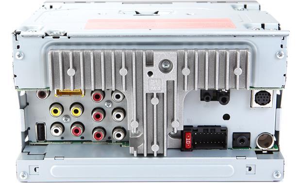 Pioneer AVH-X2800BS DVD receiver at Crutchfield