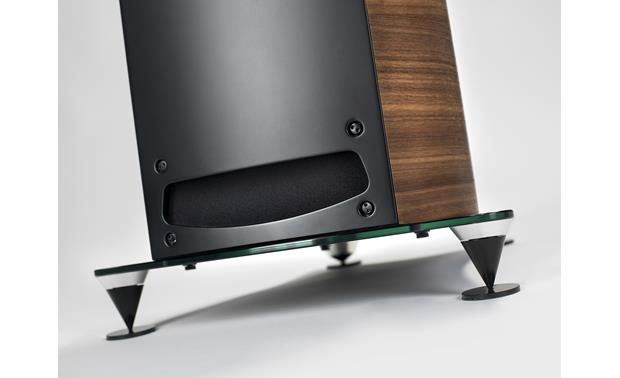 Sonus Faber Venere 25 Walnut Floor Standing Speaker At