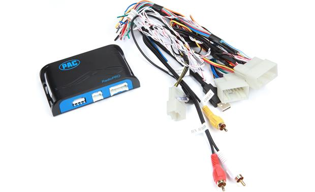 PAC RP42-HY11 Wiring Interface Connect a new car stereo and retain
