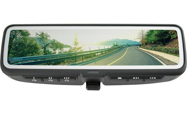 Gentex ADVGENFDMHL1 Rear-view mirror with display for included rear