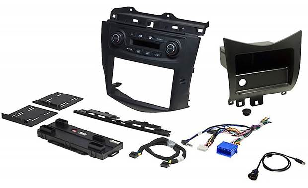 PAC RPK4-HD1101 Dash and Wiring Kit Install and connect a new car